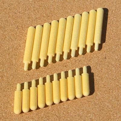 [지텍] 아피오 보드마카 교체용 닙(리필 촉/심) 10개입-25mm,40mm 선택