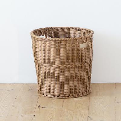 등나무 바구니 - 원형