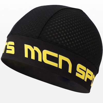 헬멧안에 착용하는 MESH SKULL CAP 블랙옐로CH1562400