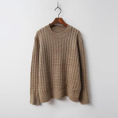 Wool Twist Sweater