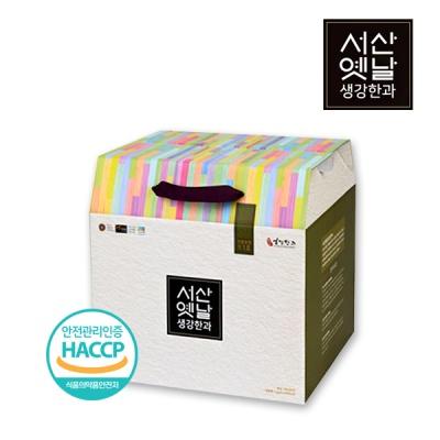 [한과] 정성 종합 1호 1kg 선물세트