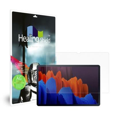 갤럭시탭S7 플러스 저반사 강화유리필름