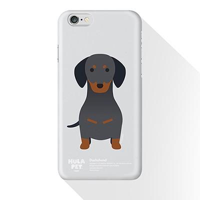 PLUSBOX HULA PET (Dachshund) / CASE / 케이스