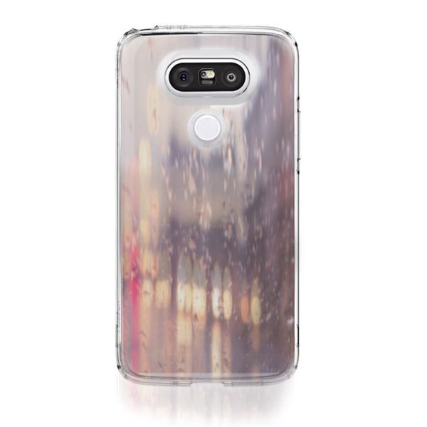프리미엄 트래블 클리어 젤리 케이스(LG폰 시리즈)