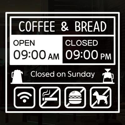 오픈클로즈_069_카페 안내판