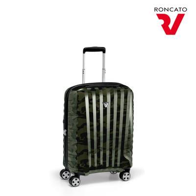 론카토 우노ZIP 카모플라주 에디션 기내용캐리어 5113