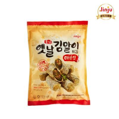 [진주햄] 김말이튀김 매운맛1000g x 1