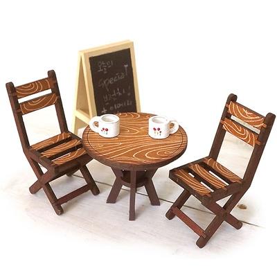[바우하우스] 가게 시리즈 : 카페 테이블 세트