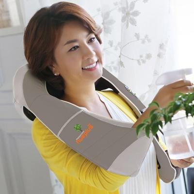 휴플러스 프리미엄 골드 무선 어깨안마기 HPM-5800