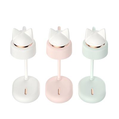 단미 고양이 무선 LED 스탠드 책상 스텐드 DA-LEDS01