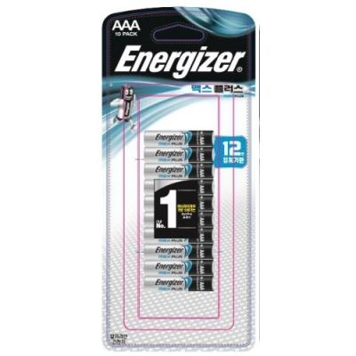 [에너자이저] 에너자이저 맥스플러스 AAA10P [판/1] 375548