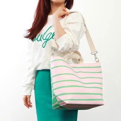 [플루토나인] 네온 숄더백 기저귀가방