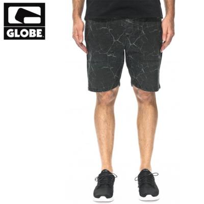 [GLOBE] GOODSTOCK BEACH WALKSHORT (BLACK MARBLE)