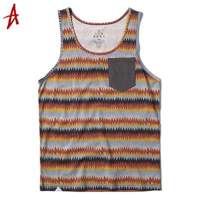 [ALTAMONT] PEYOTE POCKET TANK (GOLD)
