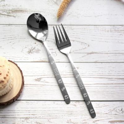 식탁의 품격 포르키스 유아 스푼 2개 1세트
