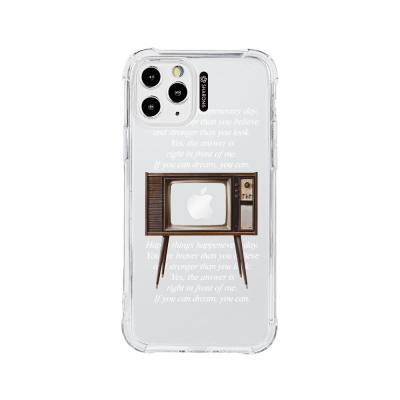 샤론6 아이폰 케이스 텔레비전