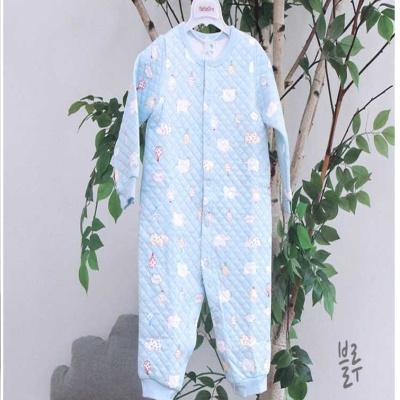 [베베원] 무형광 팜 보온 우주복