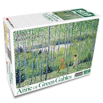 빨강머리앤 퍼즐 자작나무 숲의 녹색바람 1014 피스 직소퍼즐
