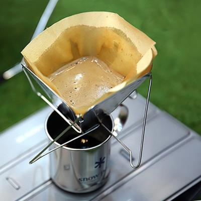 접이식 캠핑 커피 드리퍼