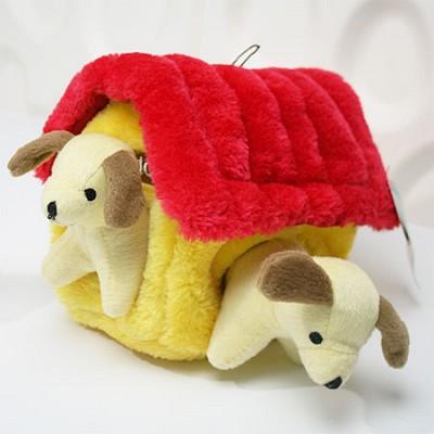지피포우즈 숨은 강아지 찾기 간식볼&삑삑이 애견/강아지 장난감