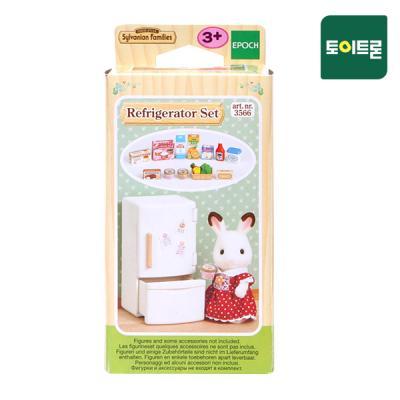 [실바니안공식] 5021-2단 냉장고세트(3566)