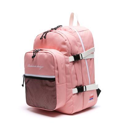 [로아드로아] 오웁스 백팩 : 핑크