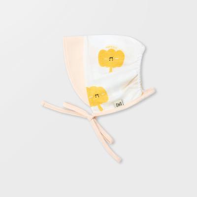 [메르베] 뽀드득파프리카 아기모자/보넷/비니_여름용