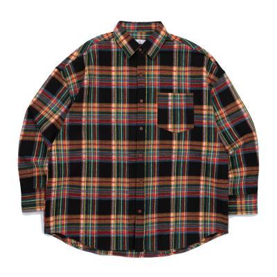 CB 아콘 마스 오버핏 셔츠 (블랙)