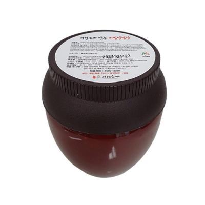 의령소바 비빔장 500g
