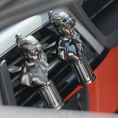 더그리스 여인상 차량용 방향제 자동차 디퓨저