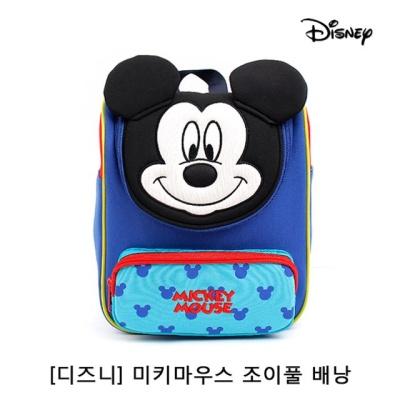 디즈니 미키마우스 조이풀 배낭 1P 아동책가방 베낭