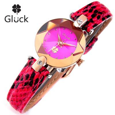 [Gluck]글륵 행운의 시계 GL1303-C 여성용 본사정품