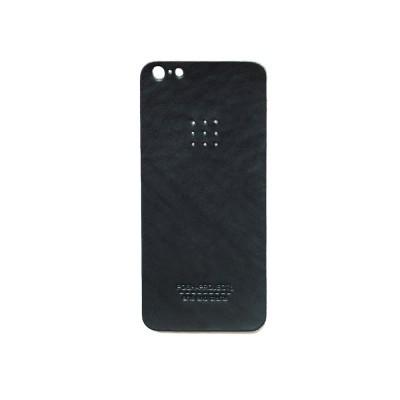 503 아이폰 5/5S 가죽 스킨 (black)