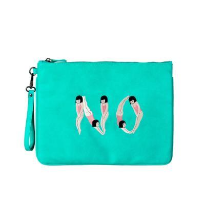 [kiitos]Strange Girl Clutch Bag_NO