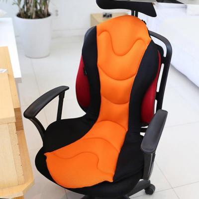 등받이 의자 쿠션 누볼라 사계절 허리 시트