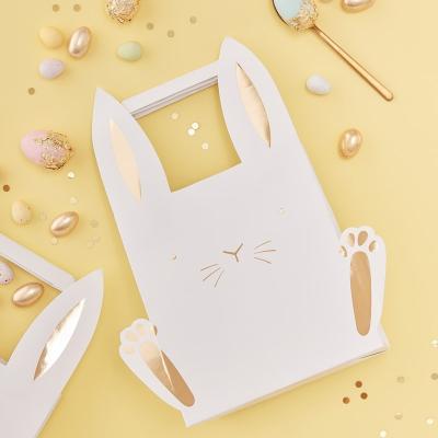 토끼 쇼핑백 답례봉투 Easter bunny Treat Bag