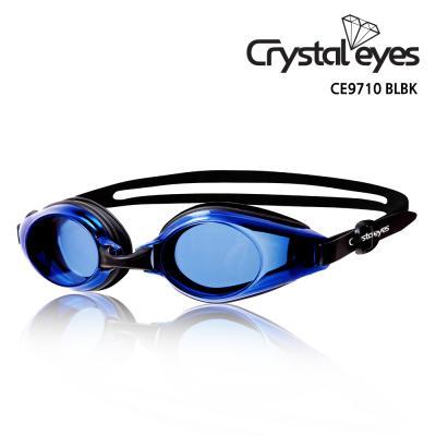 크리스탈아이즈  수경 CE9710 BLBK