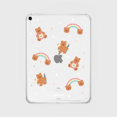 Rainbow bear(아이패드-투명)