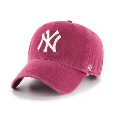 47브랜드 뉴욕 양키즈 카디널 화이트빅로고