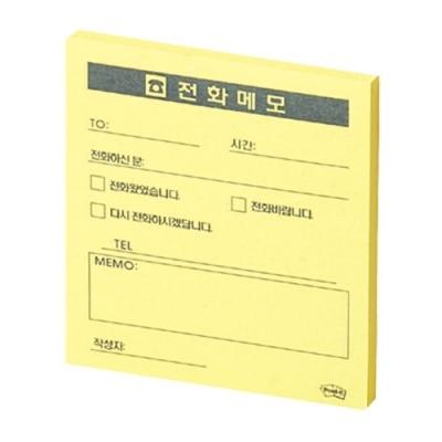 [3M] 포스트잇 전화메모 860 [개/1] 83245