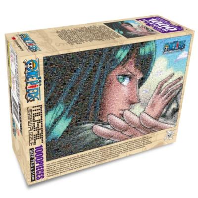 원피스 퍼즐 현상수배 로빈 1000 피스 직소퍼즐