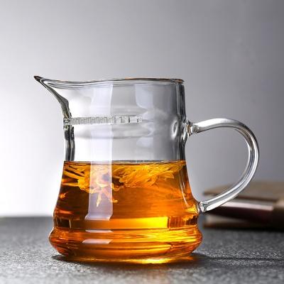 [로하티]브라이트 물컵 320ml/ 내열유리 저그 주스컵