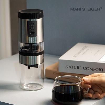 루미 충전식 전자동 커피 그라인더 스텐세트 S60