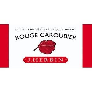 J.Herbin 칼라잉크 (no.22) ROUGE CAROUBIER