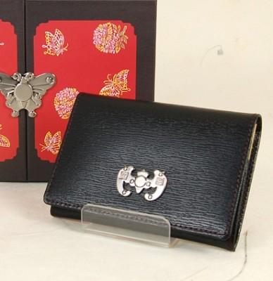 [카라빈카] 장석 박쥐 명함지갑