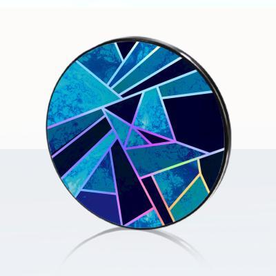 Bling marble 무선충전 디자인패드