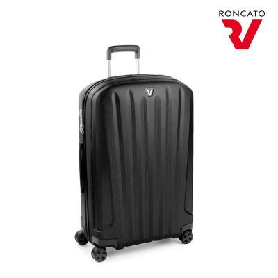 론카토 여행용 캐리어 UNICA 준대형 블랙 56020101