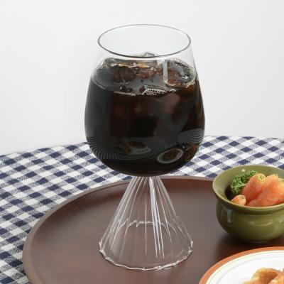 웨이블리 글라스 고블렛잔 와인잔 580ml