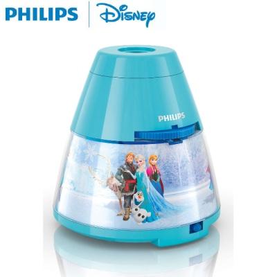 필립스 디즈니 프로젝터 겨울왕국[71769/08] [프로젝터+무드등 기능/휴대등 기능/취침등/아이방]