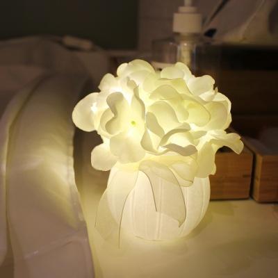 프리티 수국 LED 무드등